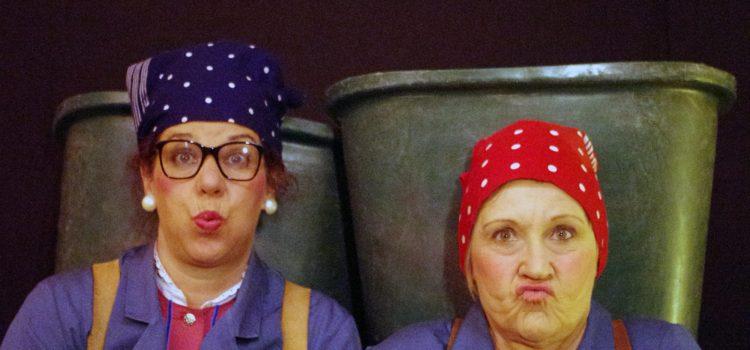Spätlese XXL – das neue Abendprogramm von Inge & Rita