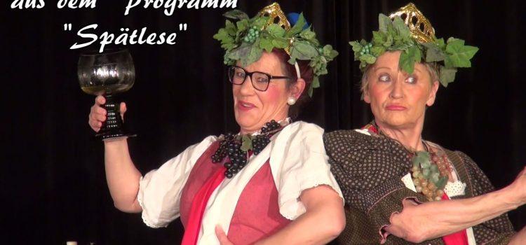 Das Video von Inge & Rita Spätlese XXL ist nun online!