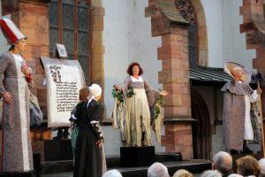 Inge & Rita - Der kleine Luther