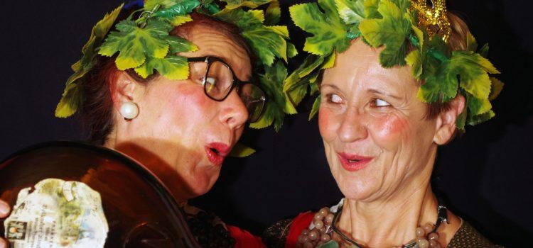Heidingsfelder Giemaulfest: Kulturnacht mit Inge & Rita